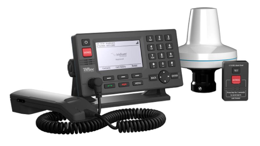 First Iridium GMDSS Satellite Phone