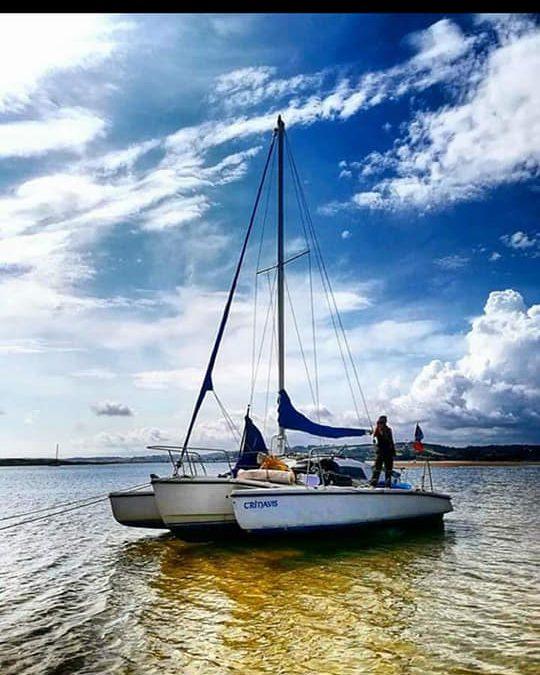 SV Trinavis Missing, Caribbean