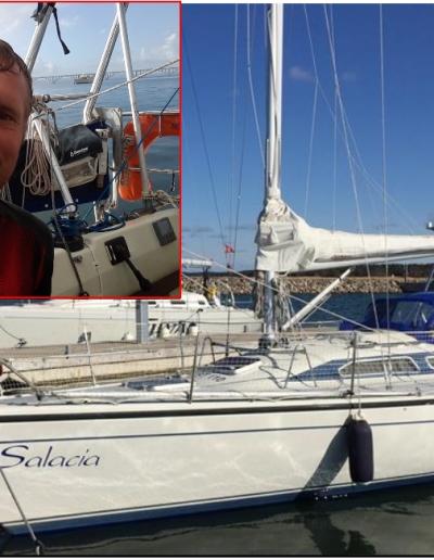Andreas & S/V Salacia, missing sailor off Honduras and Nicaragua
