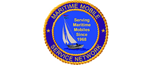 Boat Watch Partner Logo, Maritime Mobile Service Network