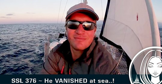 Andreas Sipsakas, missing sailor off Honduras and Nicaragua