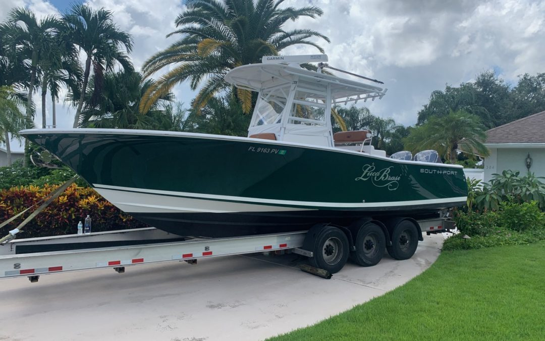 Boat Stolen From Naples Found In Mexico
