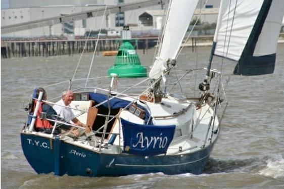 Boat Watch SV AVRIO Drift Analysis Jan.12, 2020