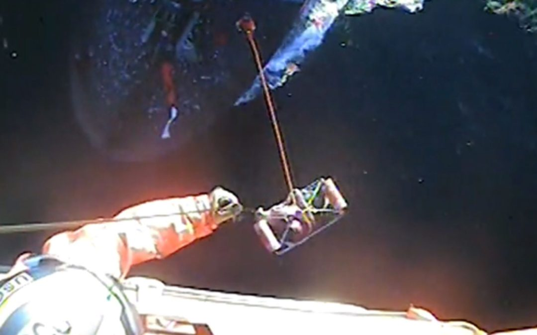 Race Against Time – Dramatic Rescue Off Washington State