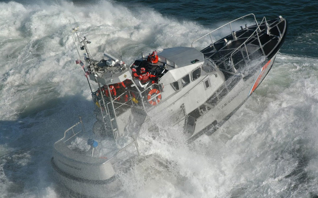 Sailor Rescued Near Long Beach Washington