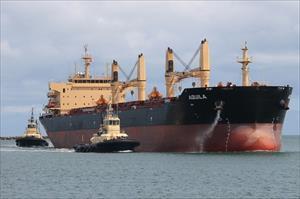 "Missing Crew Off Tanker ""Star Aquila"" Dauphin, Alabama"