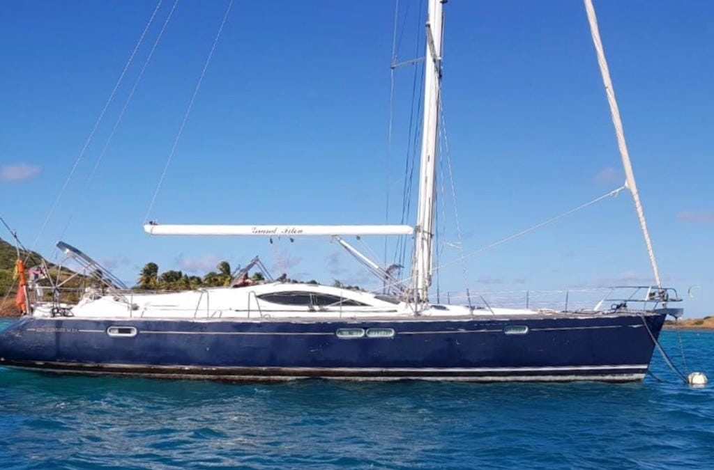 Cancel BOLO For SV Grand Filou Stolen Union Island & Recovered In Puerto Rico