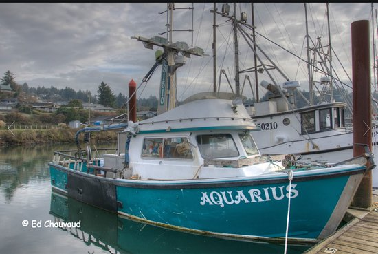 Coast Guard Seeks Info On Sinking Of F/V Aquarius That Killed 2 Florence, Oregon Residents