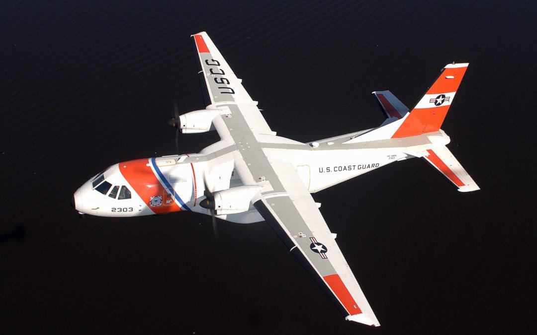 USCG Rescues Four Near Venice Louisiana