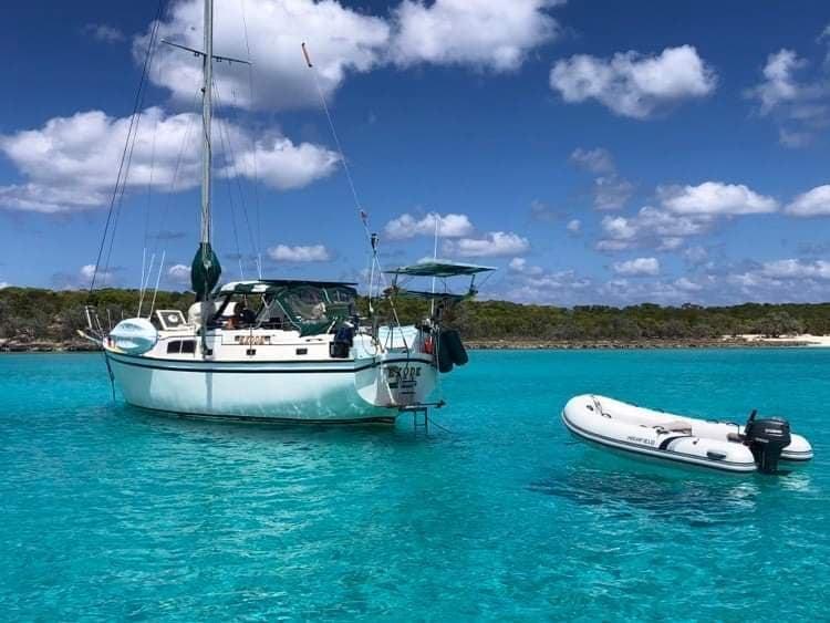 SV EXODE Stolen From Nassau, Bahamas