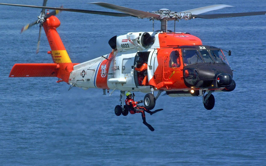 Coast Guard rescues 2 from sailboat off Key West, Florida