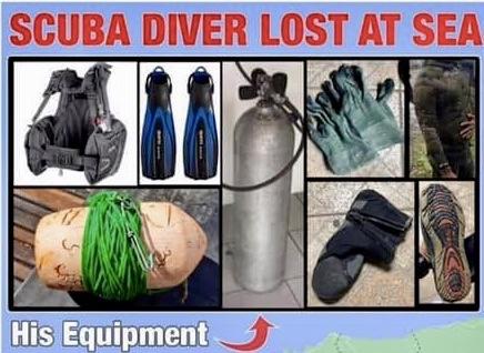 UPDATE: URGENT BOLO: Search For Missing Diver Off Trinidad – Reinaldo Novoa