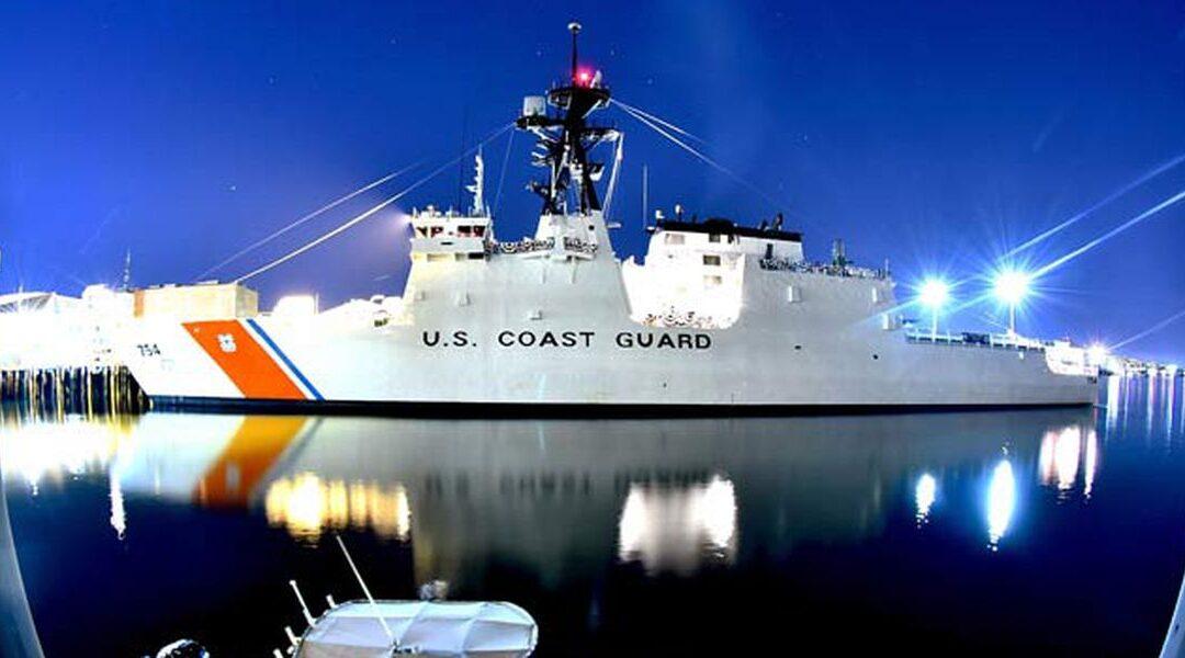 USCG Assists SV Tybee III Thirty Seven Miles Off Charleston, SC