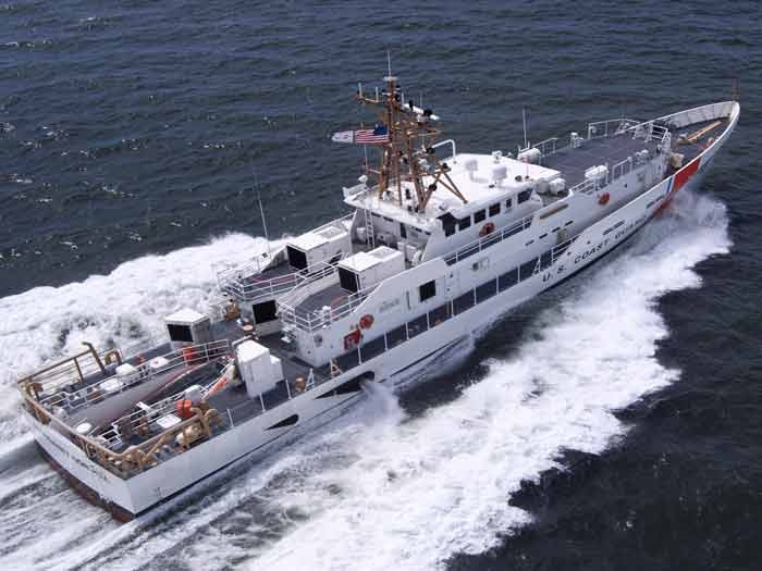 USCG Rescues Two Off Dry Tortugas National Park