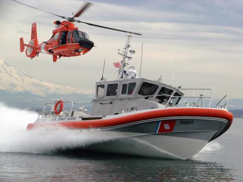 Coast Guard Rescues Three Mariners Near Anna Maria Island, Florida