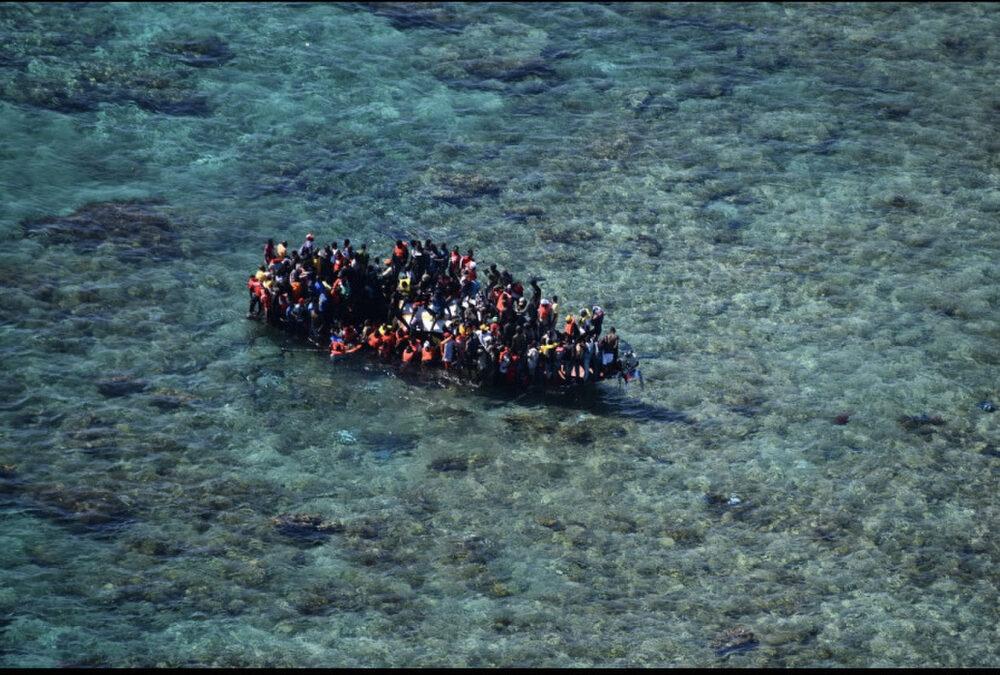 USCG & Turks & Caicos Police Rescue 159 People Off Turks and Caicos Islands