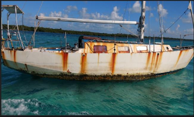 Vessel Adrift Off Montserrat Is Found In Mexico