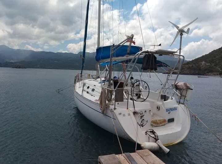 BOLO For SV Marmara Overdue On Passage from Venezuela to Dominican Republic