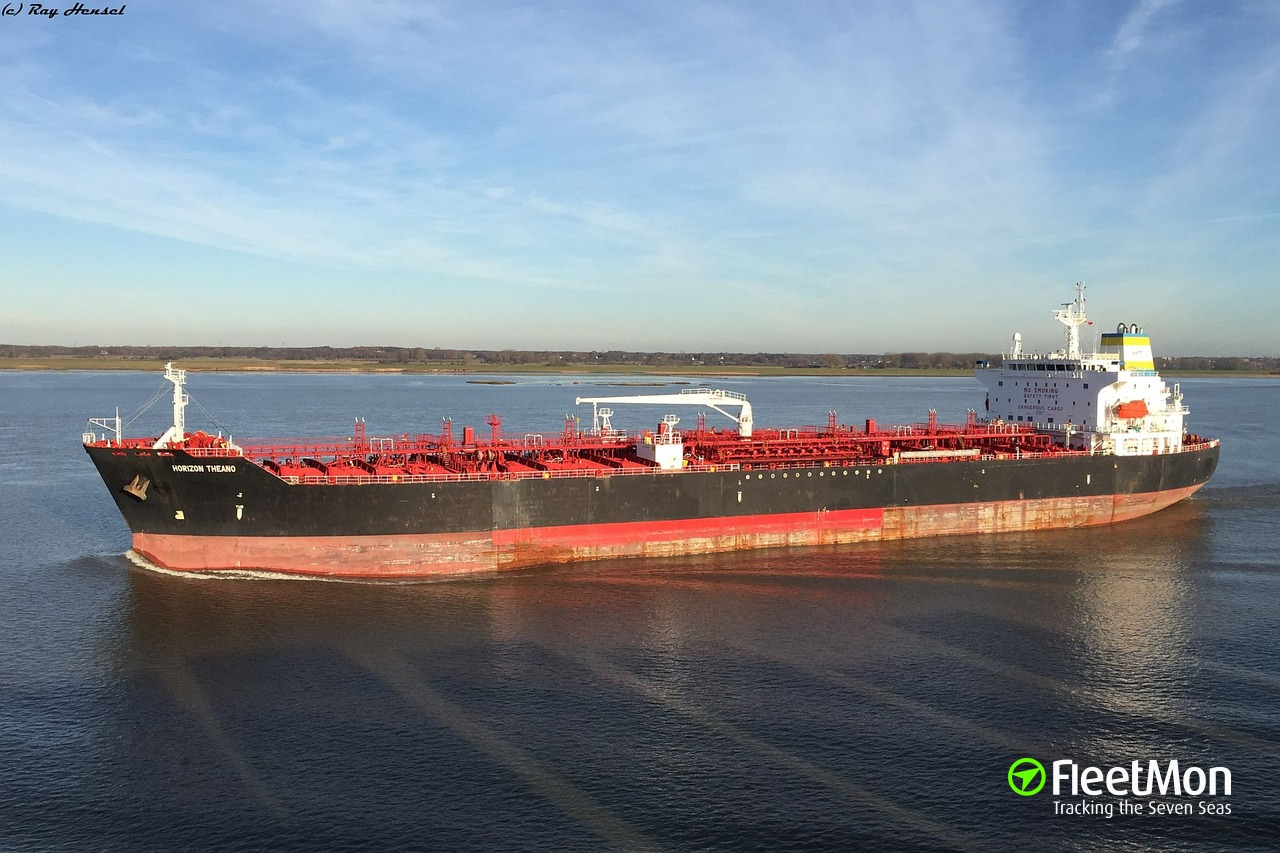Tanker Horizon Theano