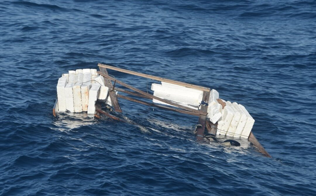 USCG Suspends Search For Six Missing Off Fort Pierce, One Rescued