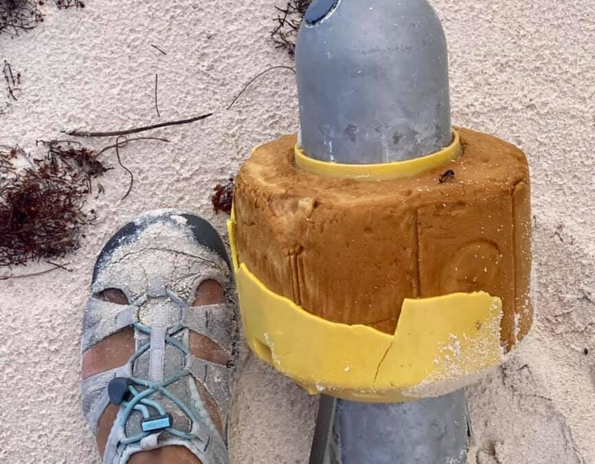 Man Overboard Device Found In Bahamas