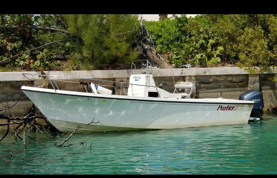 BOLO: Power Boat Stolen From Grand Cay Abaco, Bahamas
