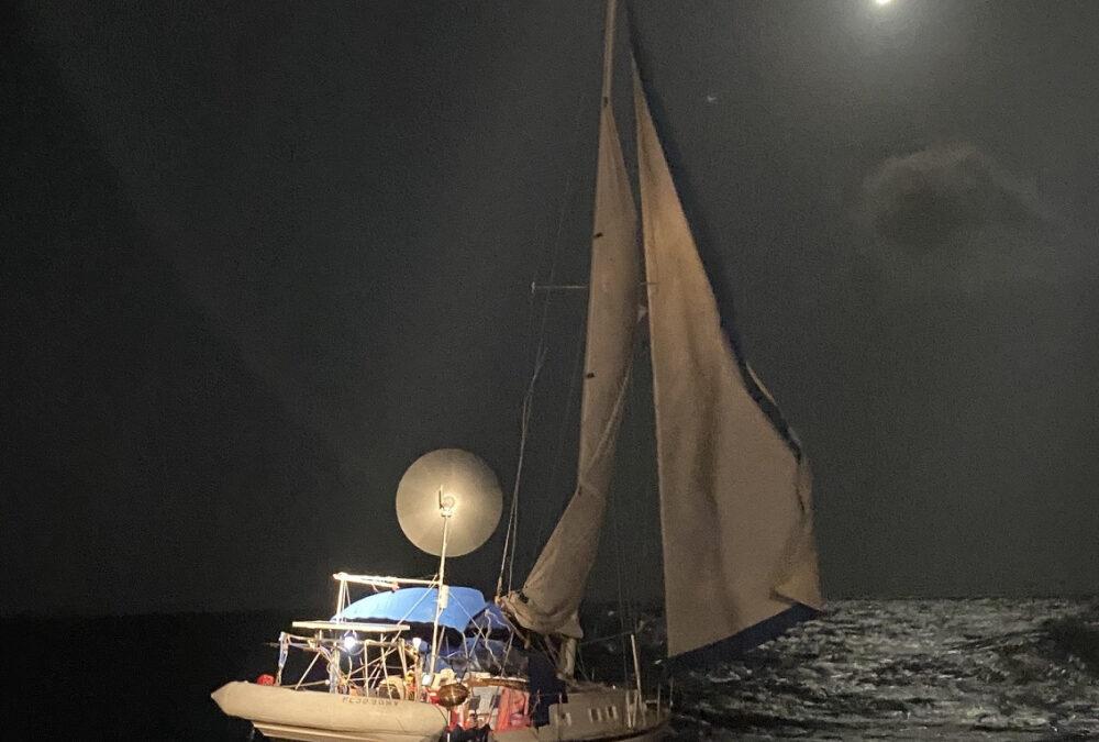 EPIRB Saves Sailor 63 Miles Off Vero, Florida