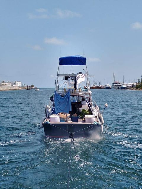 BOLO for Overdue Boat on passage Key West, Fl to Guanaja, Honduras