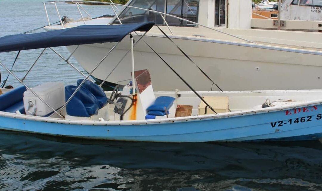 Fishing Vessel Eden Missing From Antiqua, Last Seen off Barbuda