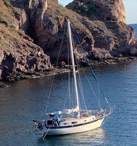 "Non Emergency Bolo for SV ""Mar y Sol"" Escondido, CA/San Felipe in the Gulf of California"