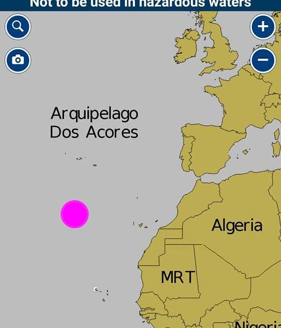 BOLO Overdue S/V MARIA LIONZA, Atlantic Ocean, Canary Islands