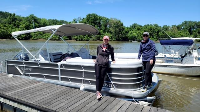 BOLO For Stolen Pontoon Boat Henrico, Virginia