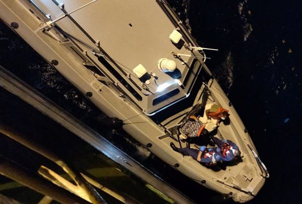 Two Jamaican Fishermen Rescued After Lost At Sea For Two Weeks
