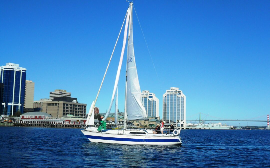 BOLO: SV Secret Plans Stolen from Halifax Harbor, Canada Sets Off PLB in Eye of Hurricane Larry