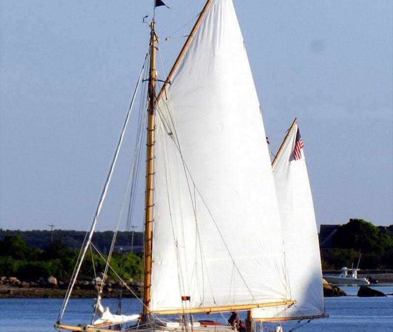 Bolo for SV Seminole Camden Maine, to Newport, RI to Cape Cod Canal
